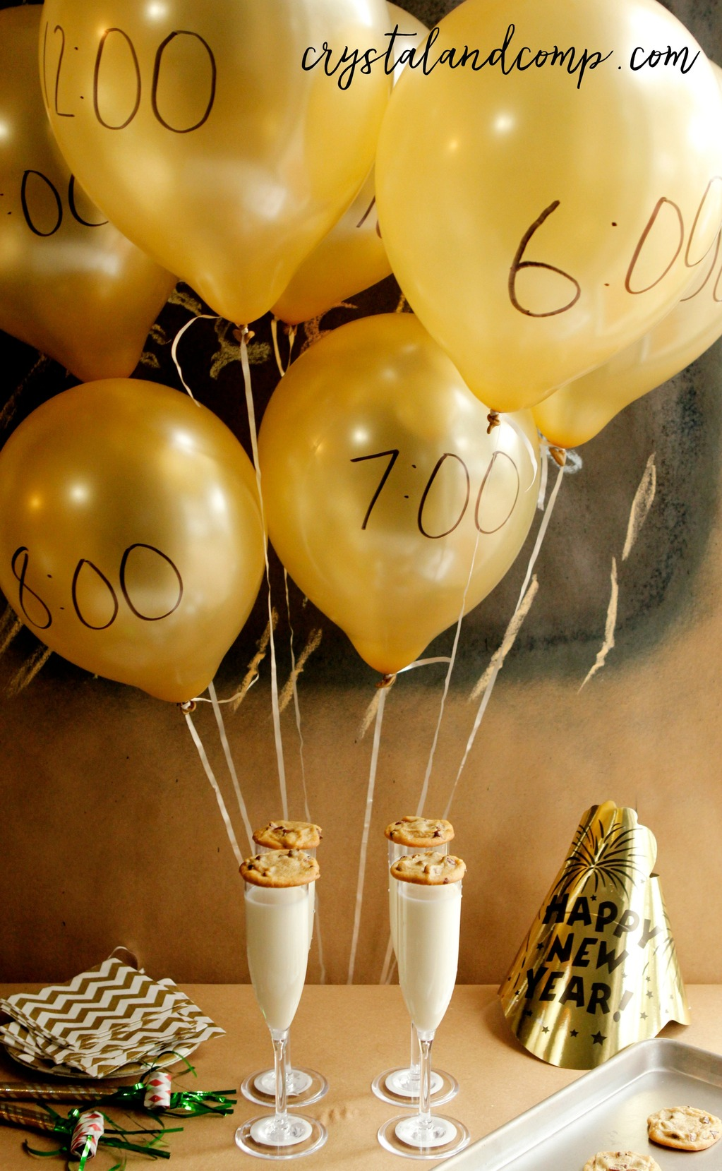 New Years Eve Party Idea For Kids