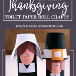 Toilet Paper Roll Thanksgiving Crafts