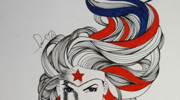 July 2016 Astrology: Wonder Woman Makes a Come Back