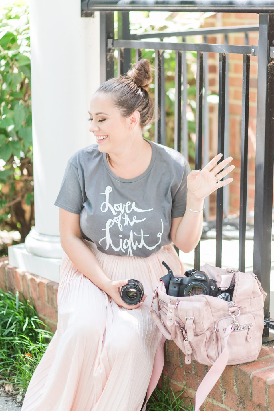 what's in my camera bag crystal belcher photography virginia wedding photographer