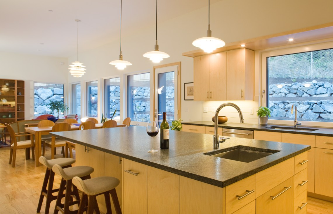Natural Maple Kitchen Cabinets Crystal Cabinets