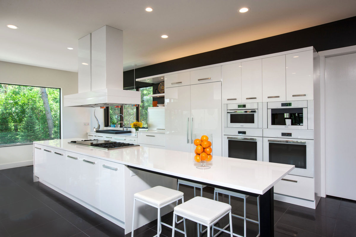 Gloss White Modern Kitchen Cabinets Crystal Cabinets