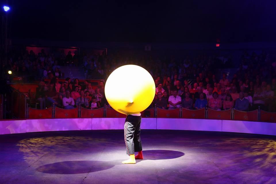 bello at circus of sarasota