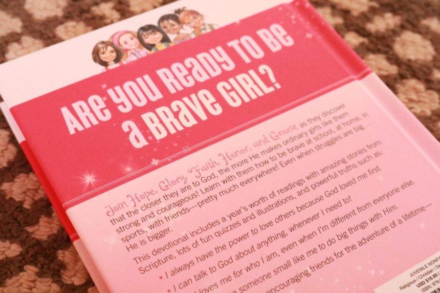 Brave Girls Devotional