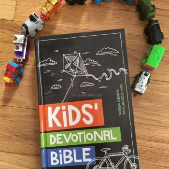 Kid's Devotional Bible Review