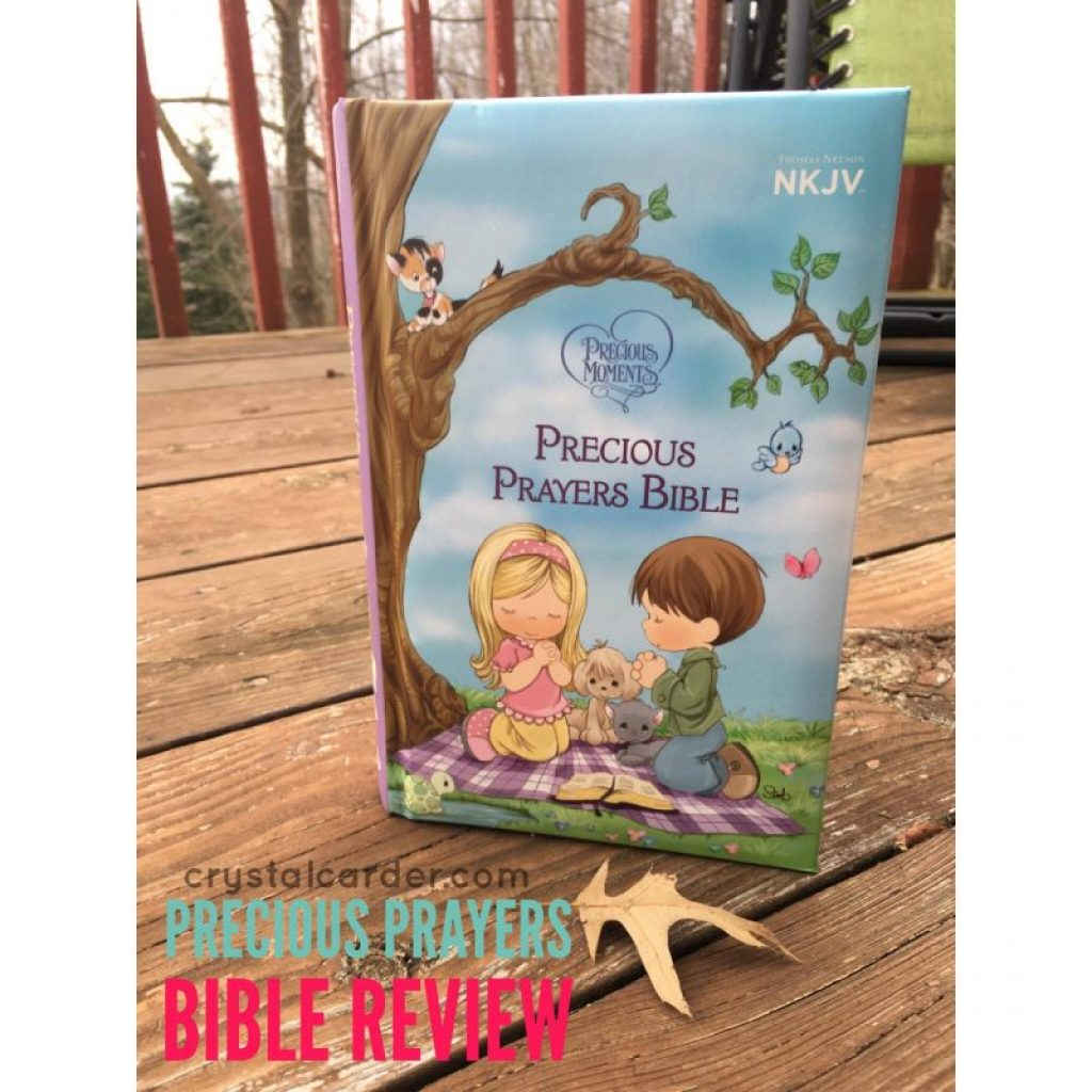 Precious Memories Precious Prayers Bible Review