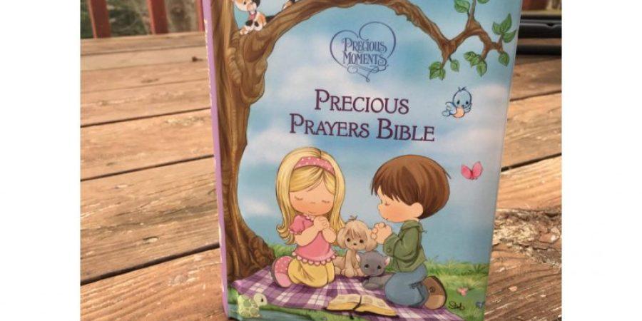 Precious Memories Precious Prayers Bible Review