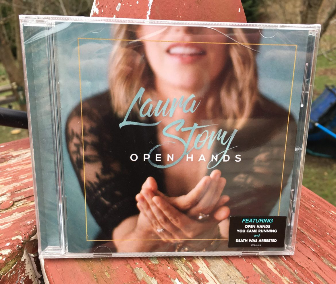 This Laura Story's Open Hands Album Review & Giveaway 73