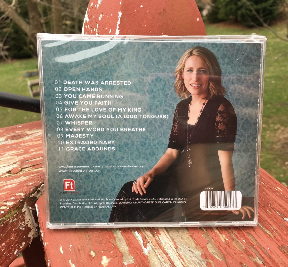 This Laura Story's Open Hands Album Review & Giveaway 82