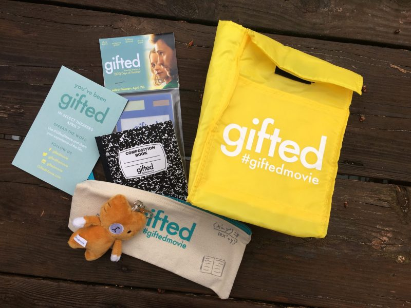 Win Gifted Movie Swag #GiftedMovie