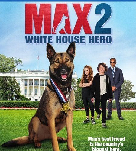 Max 2 White House Hero Movie Giveaway