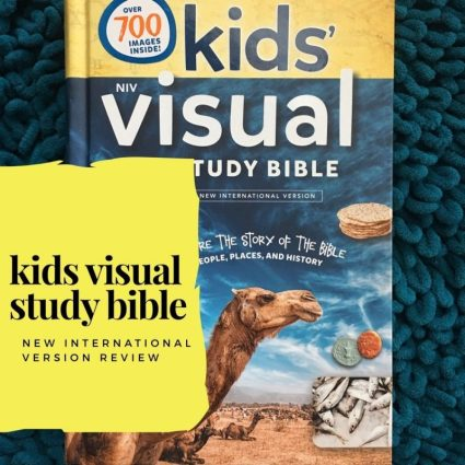 Kids' Visual Study Bible