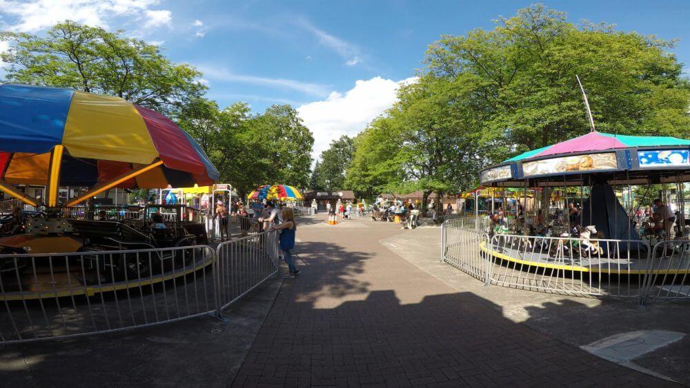 Kid's Kingdom at Delgrosso's Amusement Park
