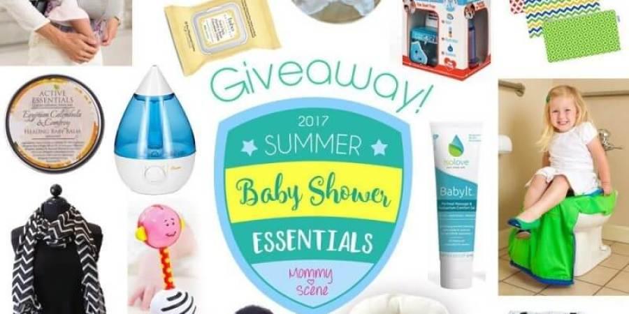 Baby Shower Essentials