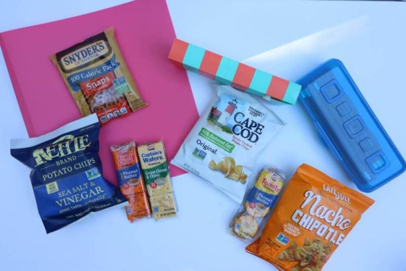 Be There, Even When You Can't #PackWithLove This Back to School Season