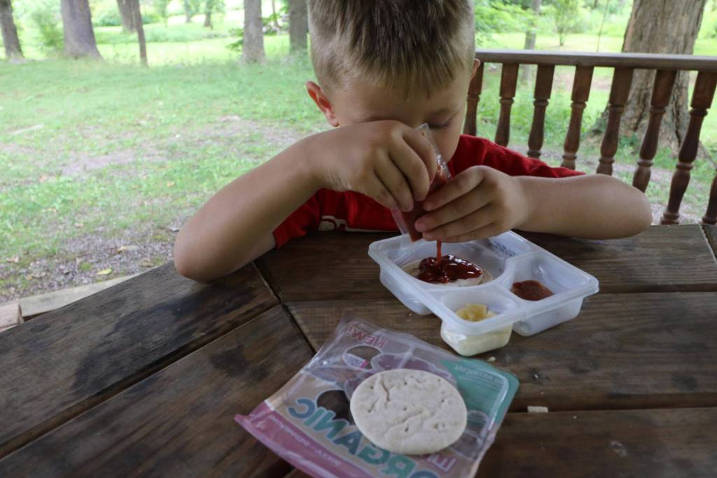 Seeing Eye to Eye With the New Lunchables Organic