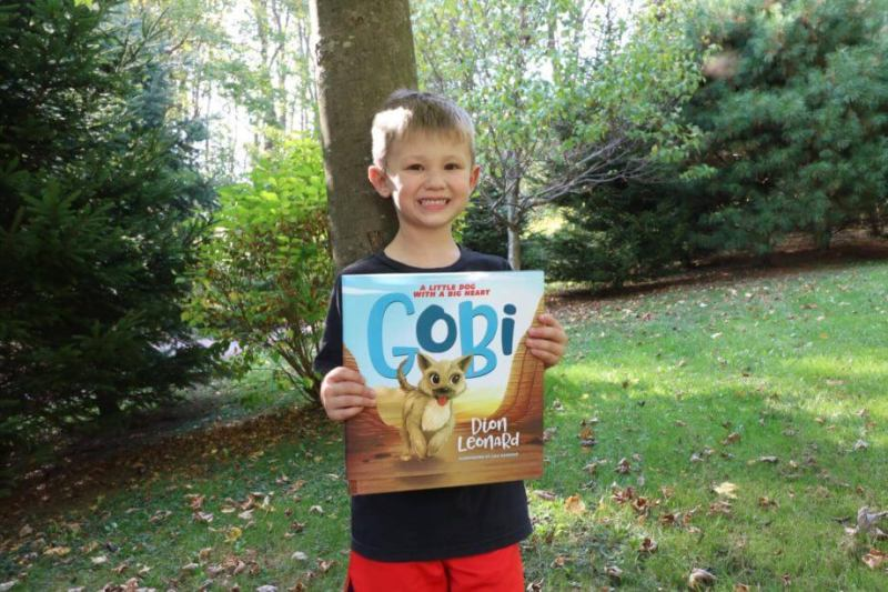 Gobi: A Little Dog With A Big Heart Book Review