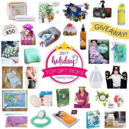 Holiday Gift guide Giveaway