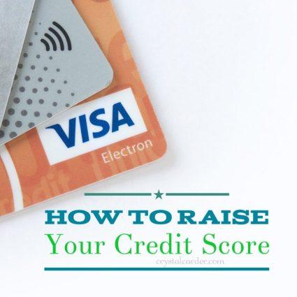 Improve credit score free
