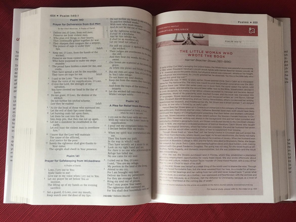 NKJV Unapologetic Bible Review