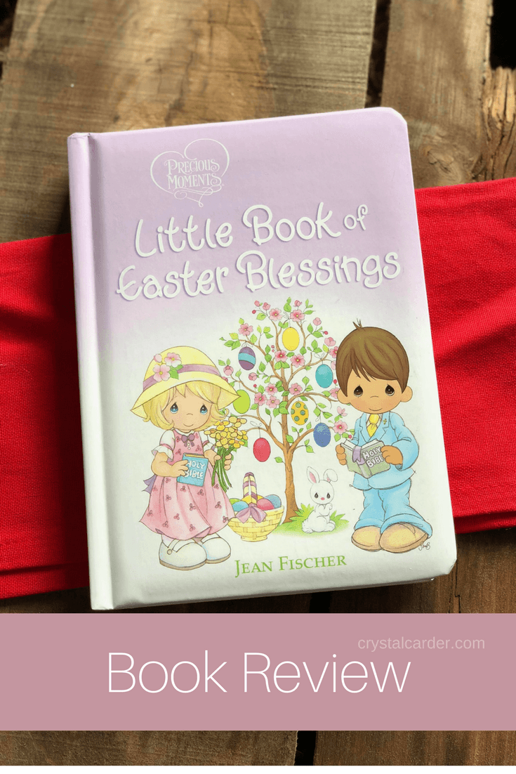 Precious Moments Little Book of Easter Blessings Review