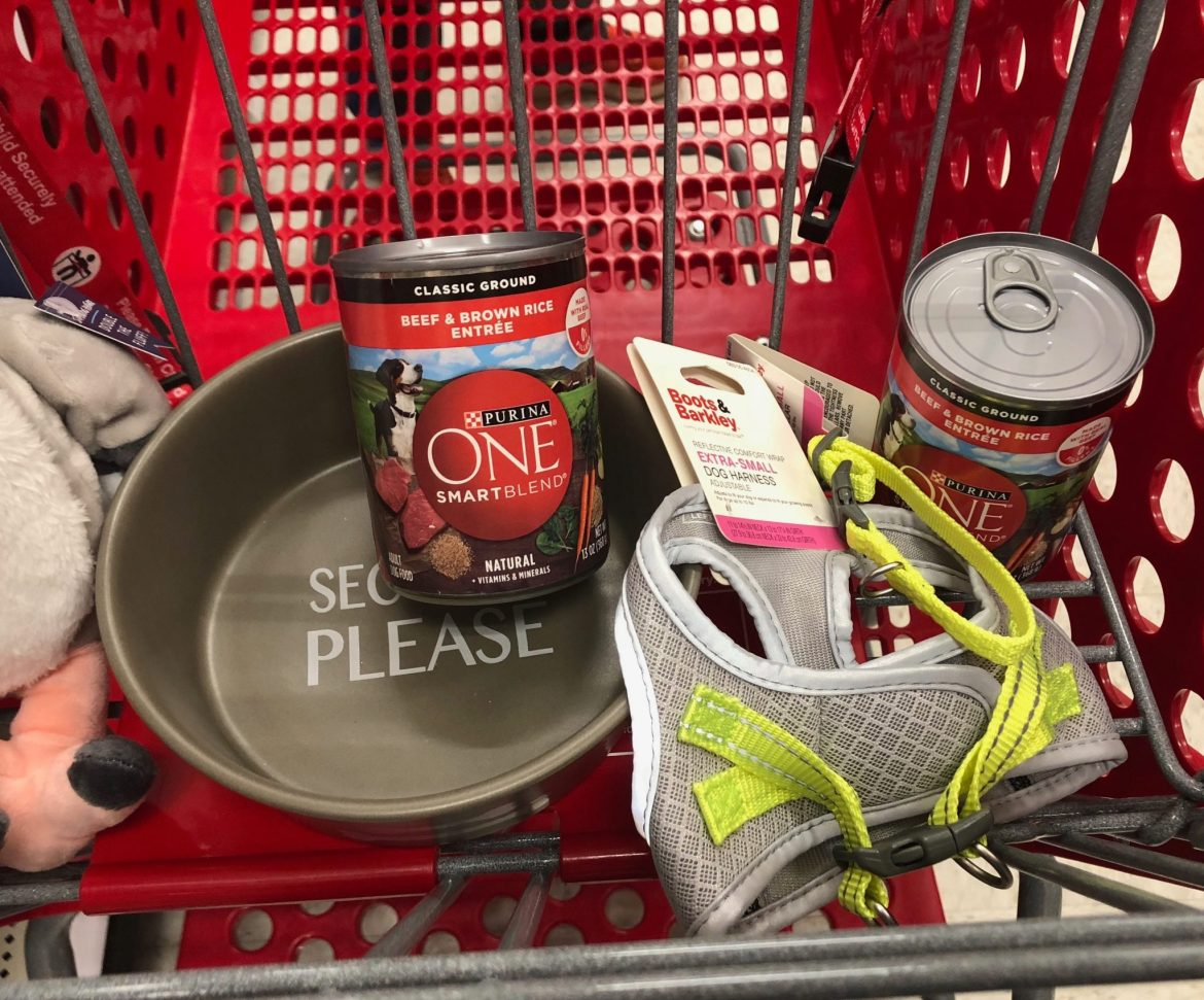 ad Purina ONE® At Target