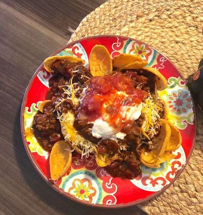 The Perfect Fall Day Recipe -Haystacks