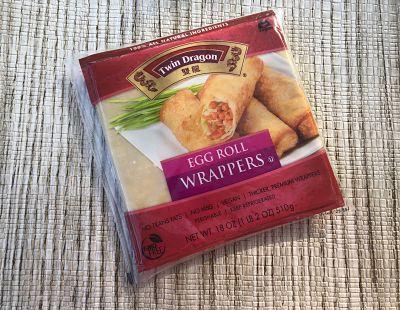New Fall Favorite Dessert: Apple Crisp Egg Rolls Recipe 75
