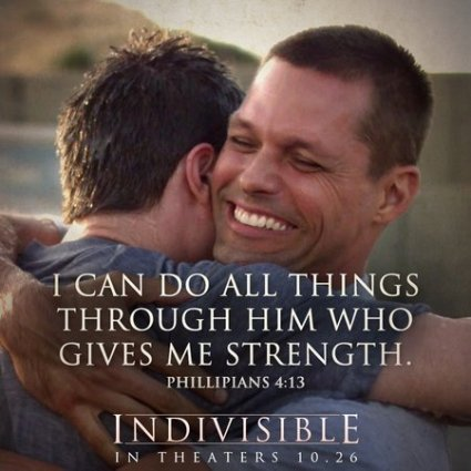 INDIVISIBLE: The Christian Movie You Need to See & Movie Ticket Giveaway
