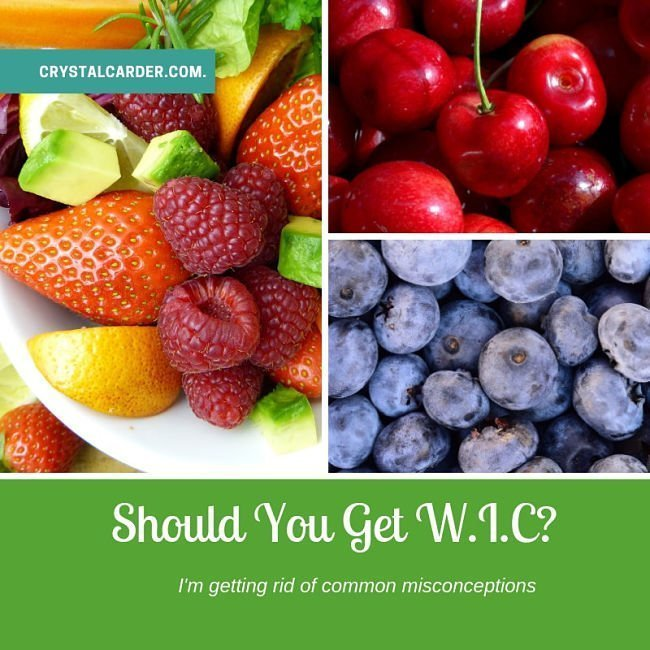 Should You Get WIC