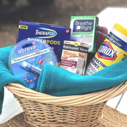 ad Ultimate Get Well Basket for Loved Ones this Cold, Flu, and Cough Season