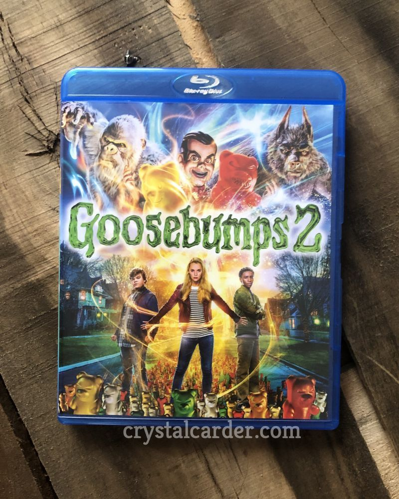 How to Make Movie Night a Success with Goosebumps 2 84
