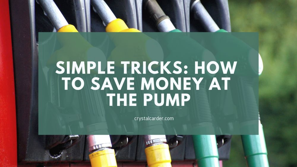 Simple Tricks: How to Save Money on Gas