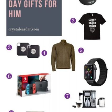 gifts for valentines for him