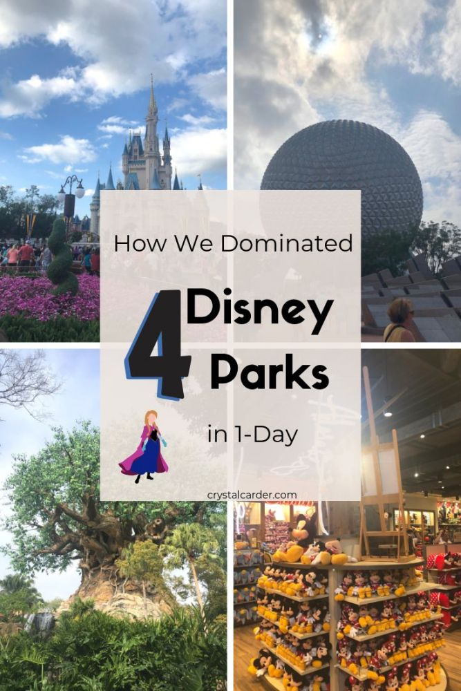 How We Dominated 4 Disney Parks in Just One Insane Day 75