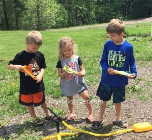 Stomp Rocket® Stunt Planes – Three Pack Review