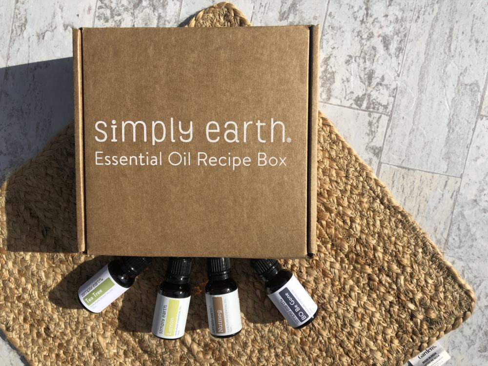 Simply Earth Essential Oils Monthly Subscribe Box - Honest Review 76