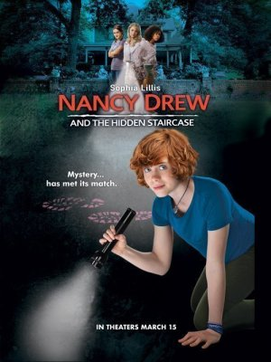 Nancy Drew and the Hidden Staircase Swag Pack Giveaway