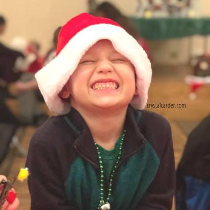 Make Christmas Eve a success for kids