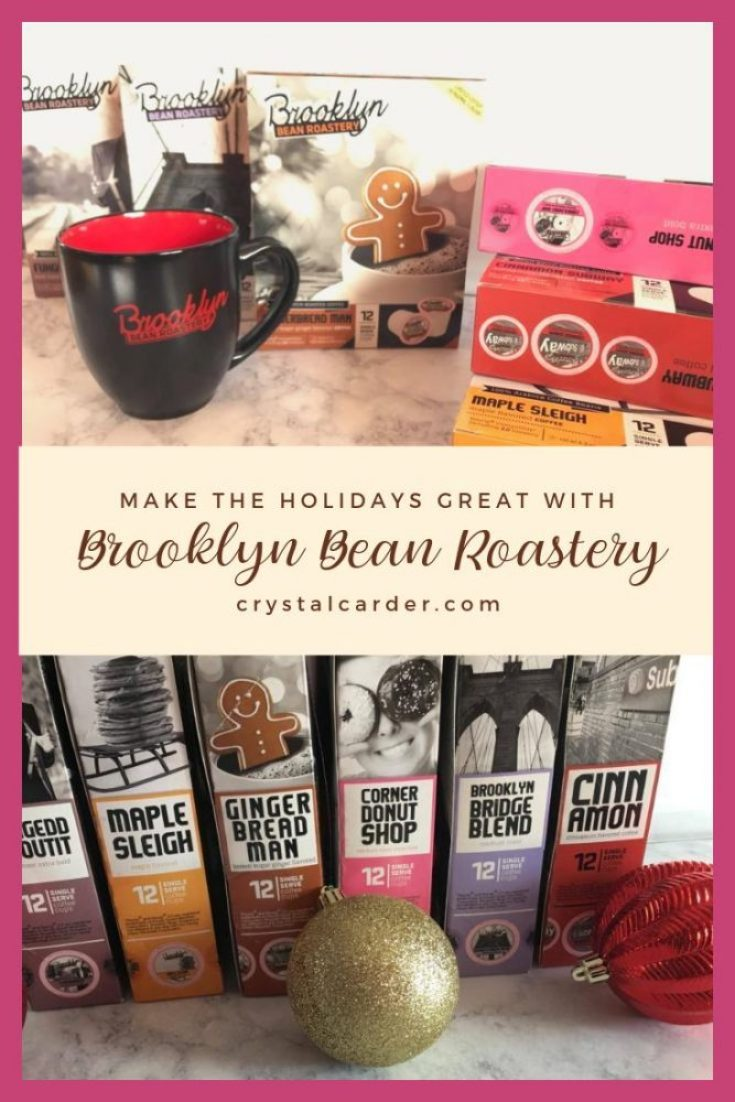 Make the Holidays great with Brooklyn Bean Roastery