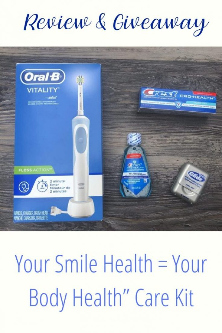 Win a Your Smile Health Kit