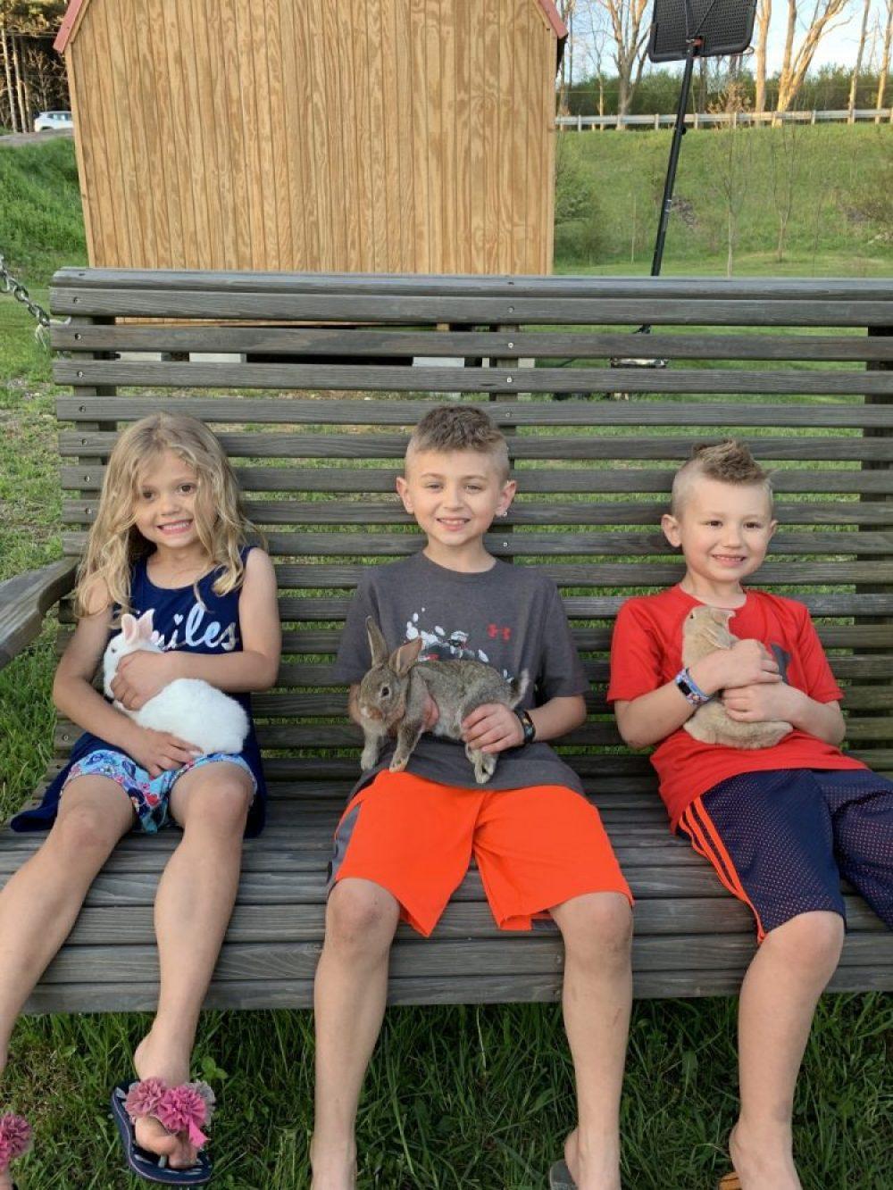 The Kids Got Bunnies! 82