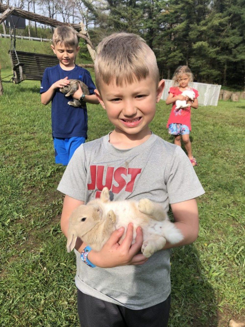 The Kids Got Bunnies! 84