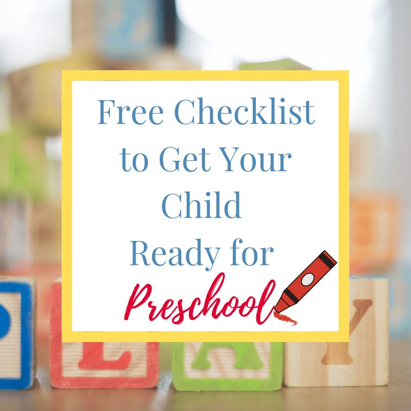 How to Get Your Child ready for pre-k