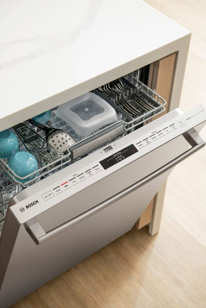 New Bosch 800 Series Dishwasher Crystal Dry At Best Buy 74