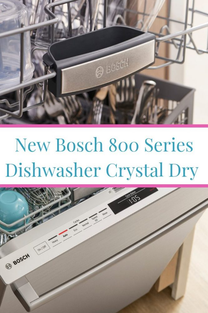 New Bosch 800 Series Dishwasher Crystal Dry At Best Buy 76