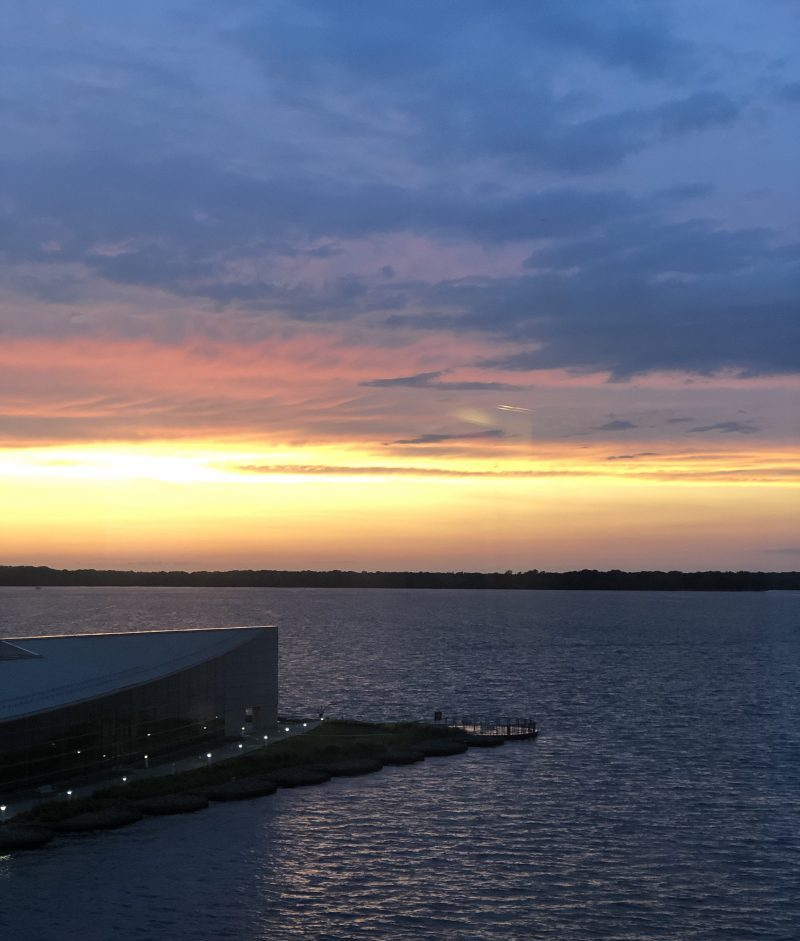 Our Stay at the Sheraton Erie Bayfront Hotel in Erie