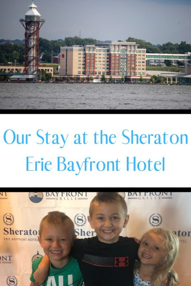 Our Stay at the Sheraton Erie Bayfront Hotelin Erie 84