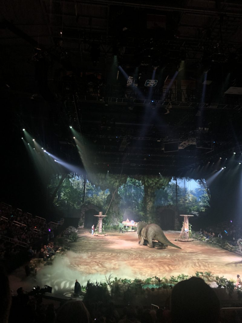 We Went to the Jurassic World Live Tour in Pittsburgh! 84