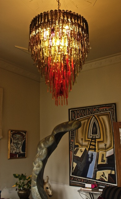 welly chandelier